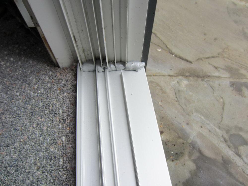 Closet Door Bottom Track Hardware