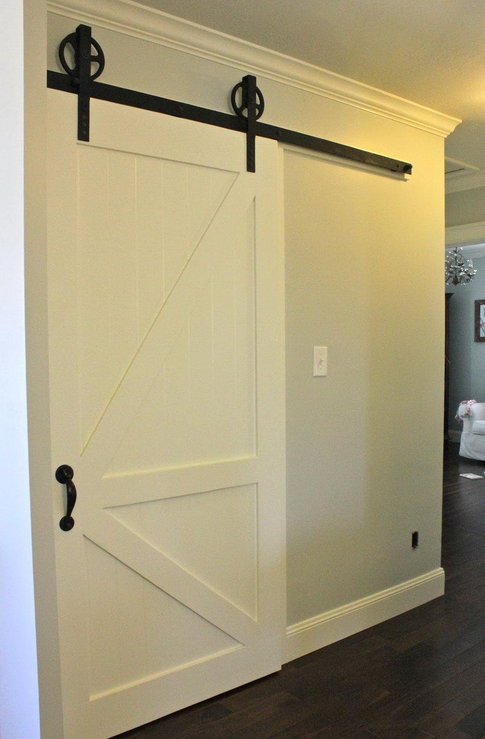 Closet Door Track Parts