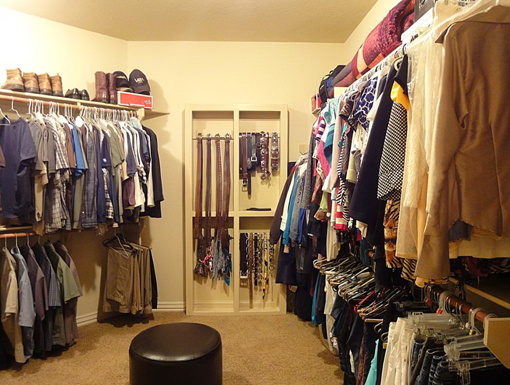 Closet Gun Storage Ideas