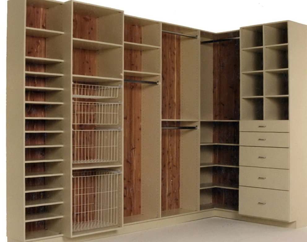 Closet Shelf Systems Lowes