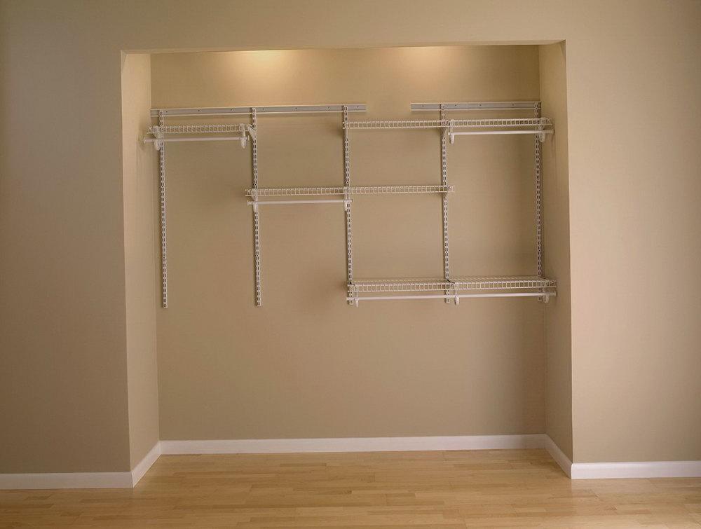 Closet Shelving Installation Cost
