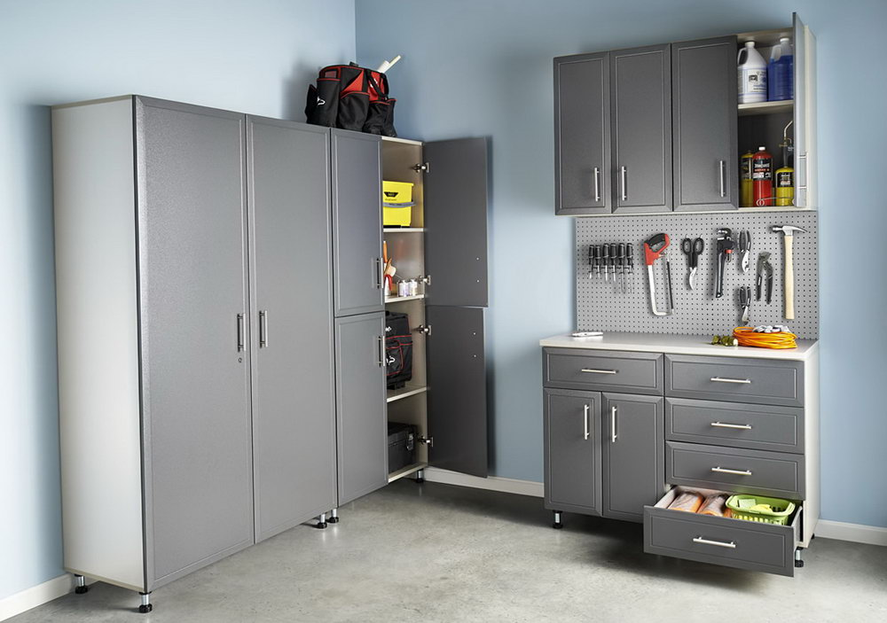 Closetmaid Garage Cabinets
