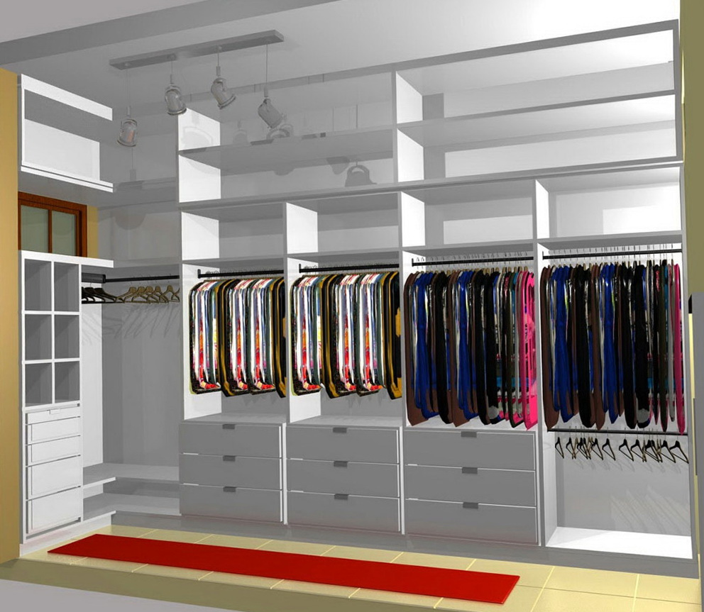 Closets Ideas For Small Spaces