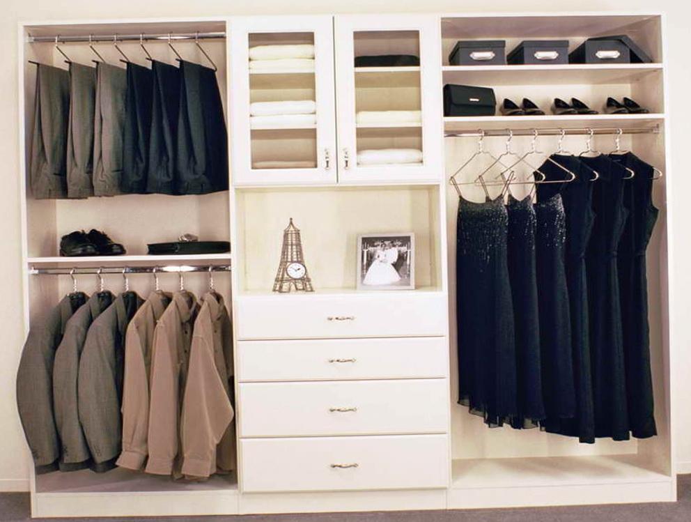 Clothes Closet Organization Tips