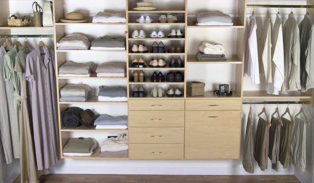Creative Closet Storage Ideas