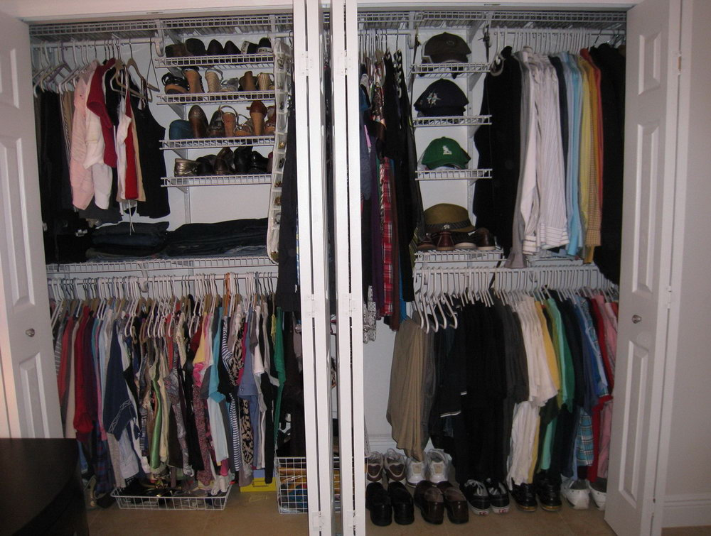 Creative Small Closet Ideas