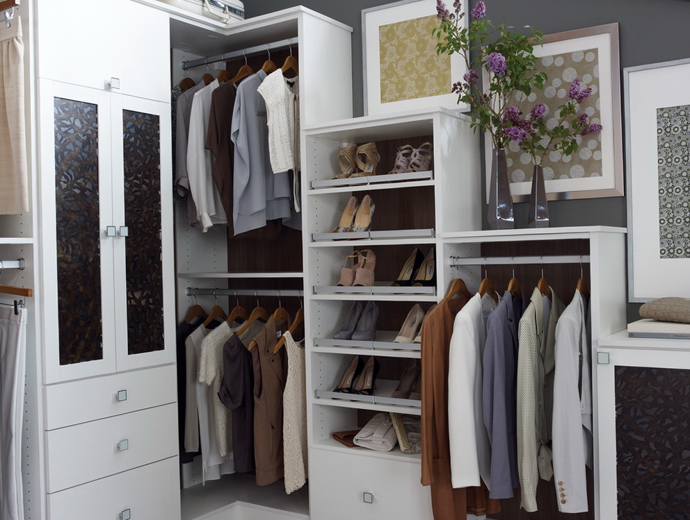 Creative Walk In Closet Ideas