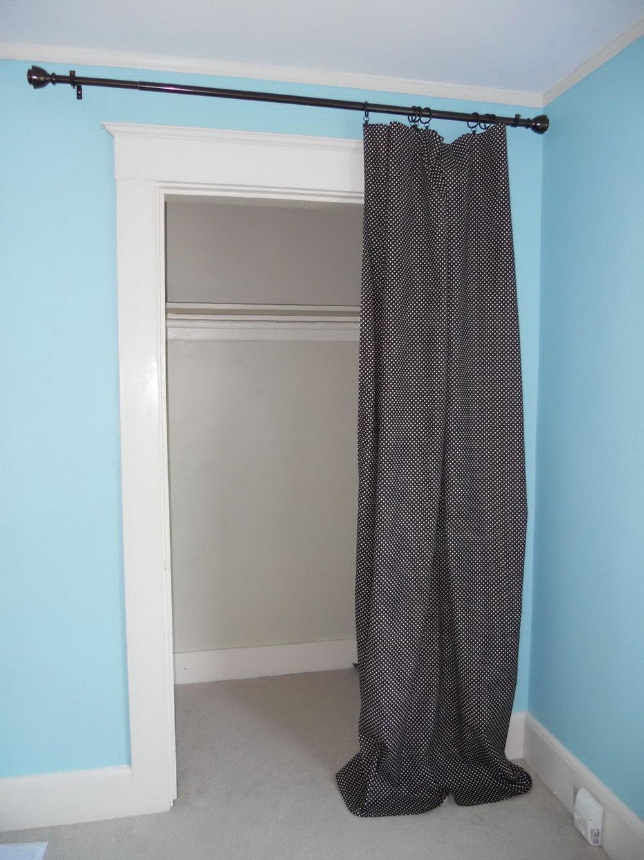 Curtain Rod For Closet