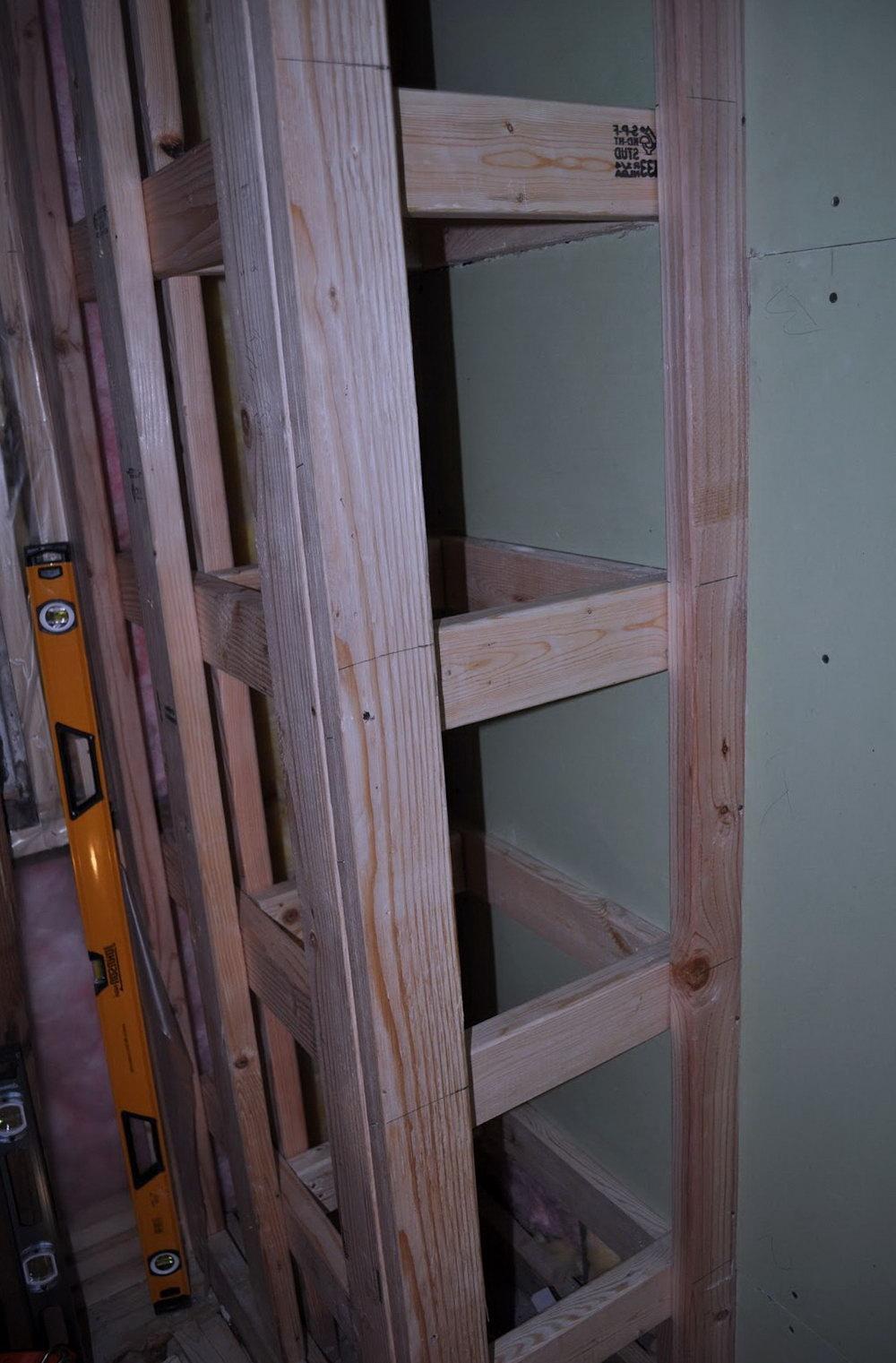 Diy Built In Closet Cabinets