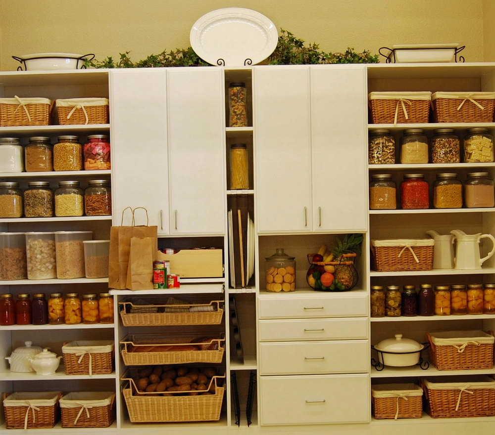 Diy Pantry Closet Ideas
