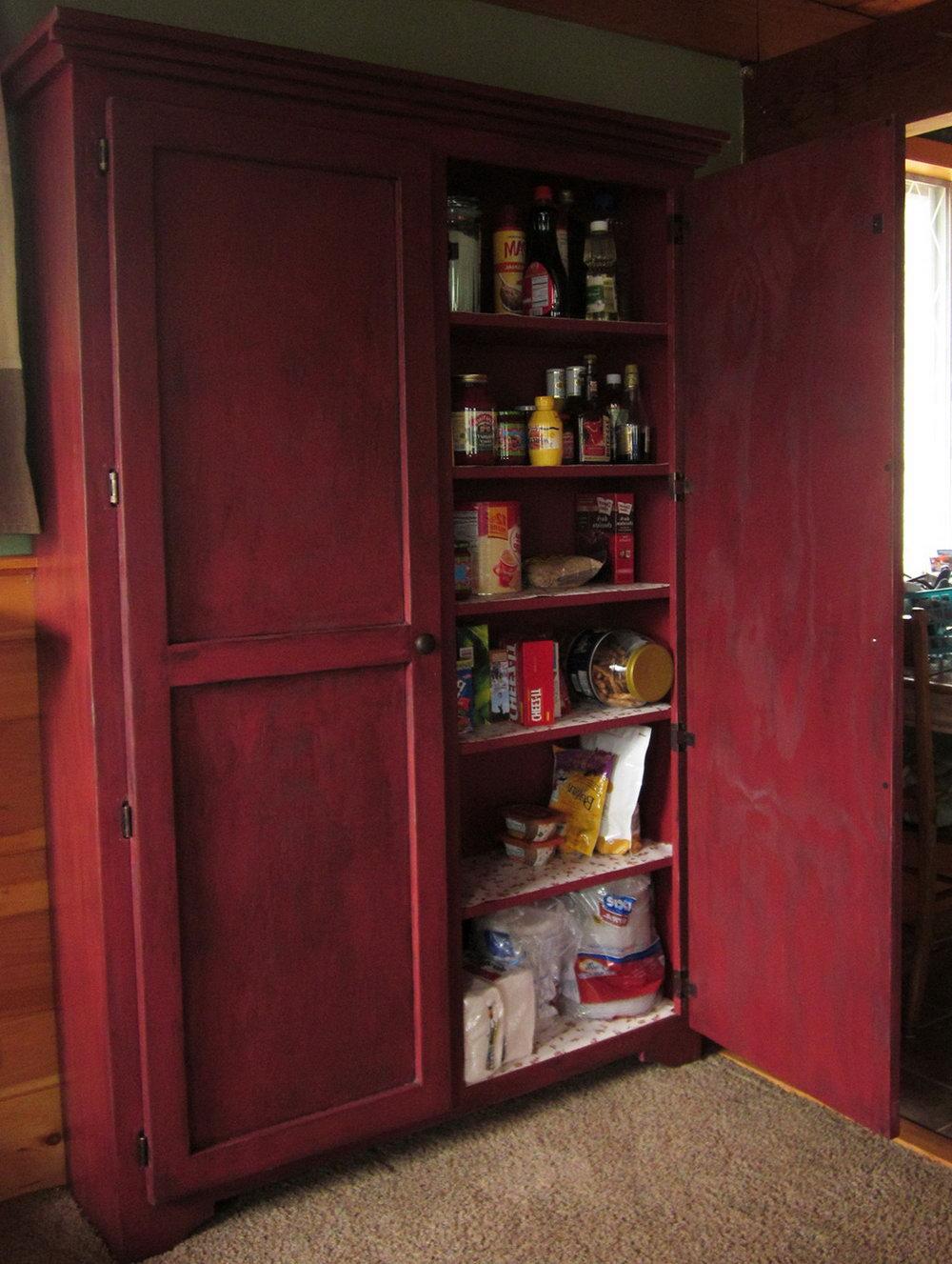 Diy Pantry Closet Shelves