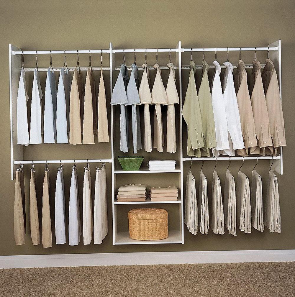 Easy Closet Organization Ideas For Small Closets