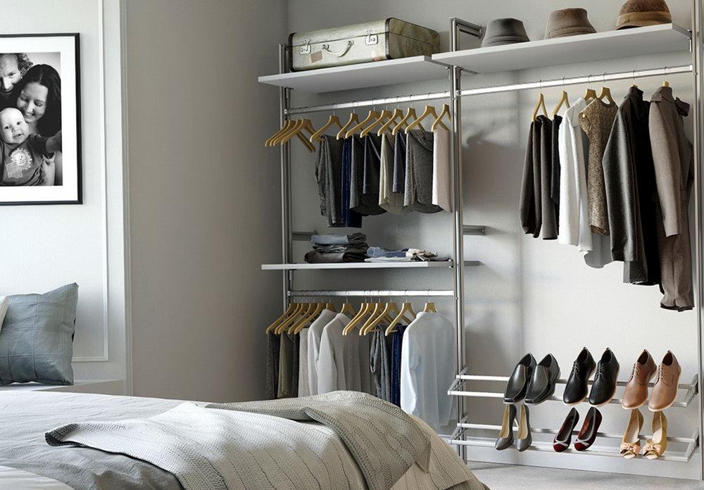 Easy Closet Storage Ideas