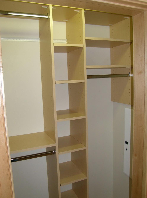 Easy Closet Storage Solutions