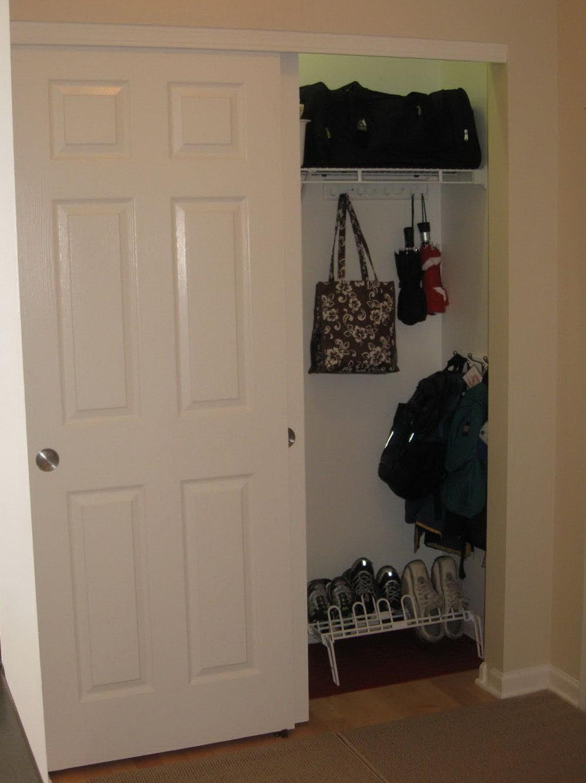 Entryway Closet Ideas Pinterest