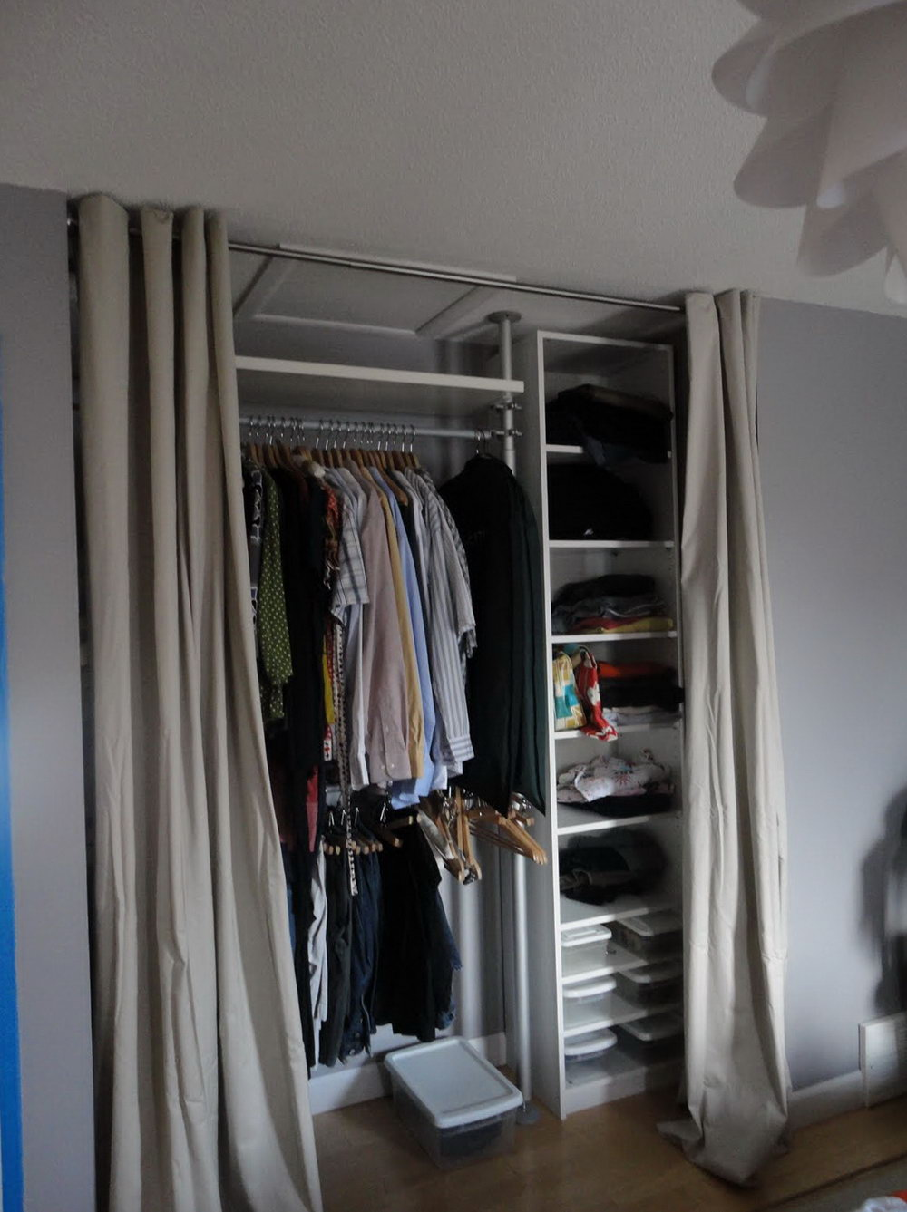 Extra Closet Space Ideas