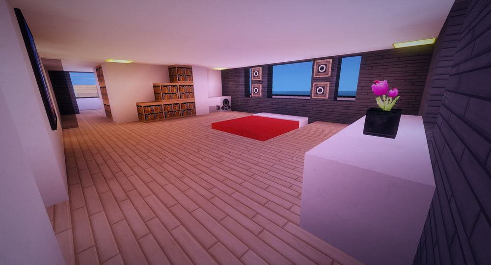 How To Make A Walk In Closet In Minecraft