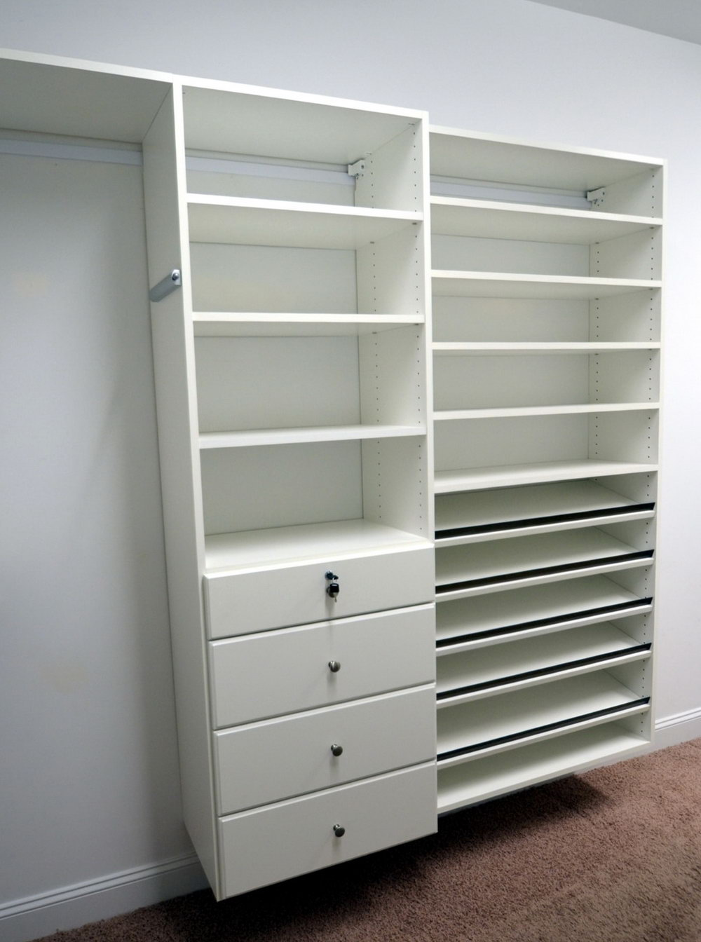Ikea Wall Closet System
