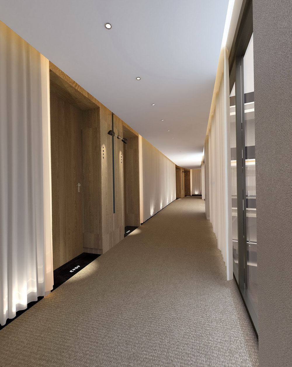 Install Closet Doors Before Or After Carpet