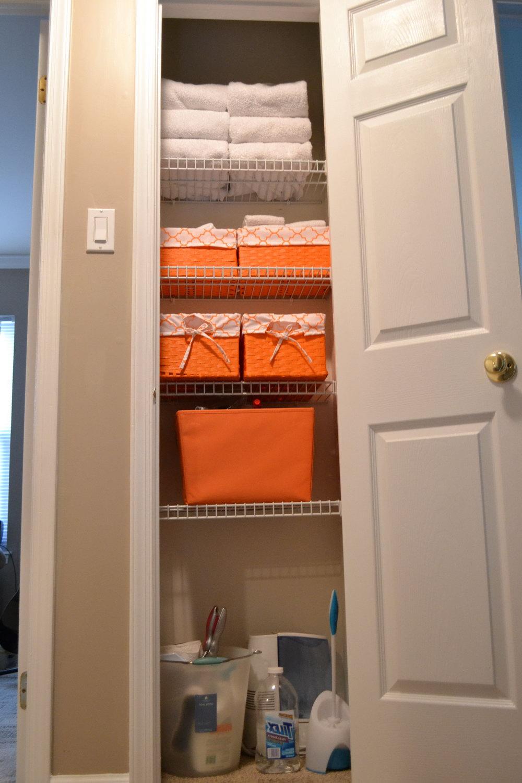 Linen Closet Door Size