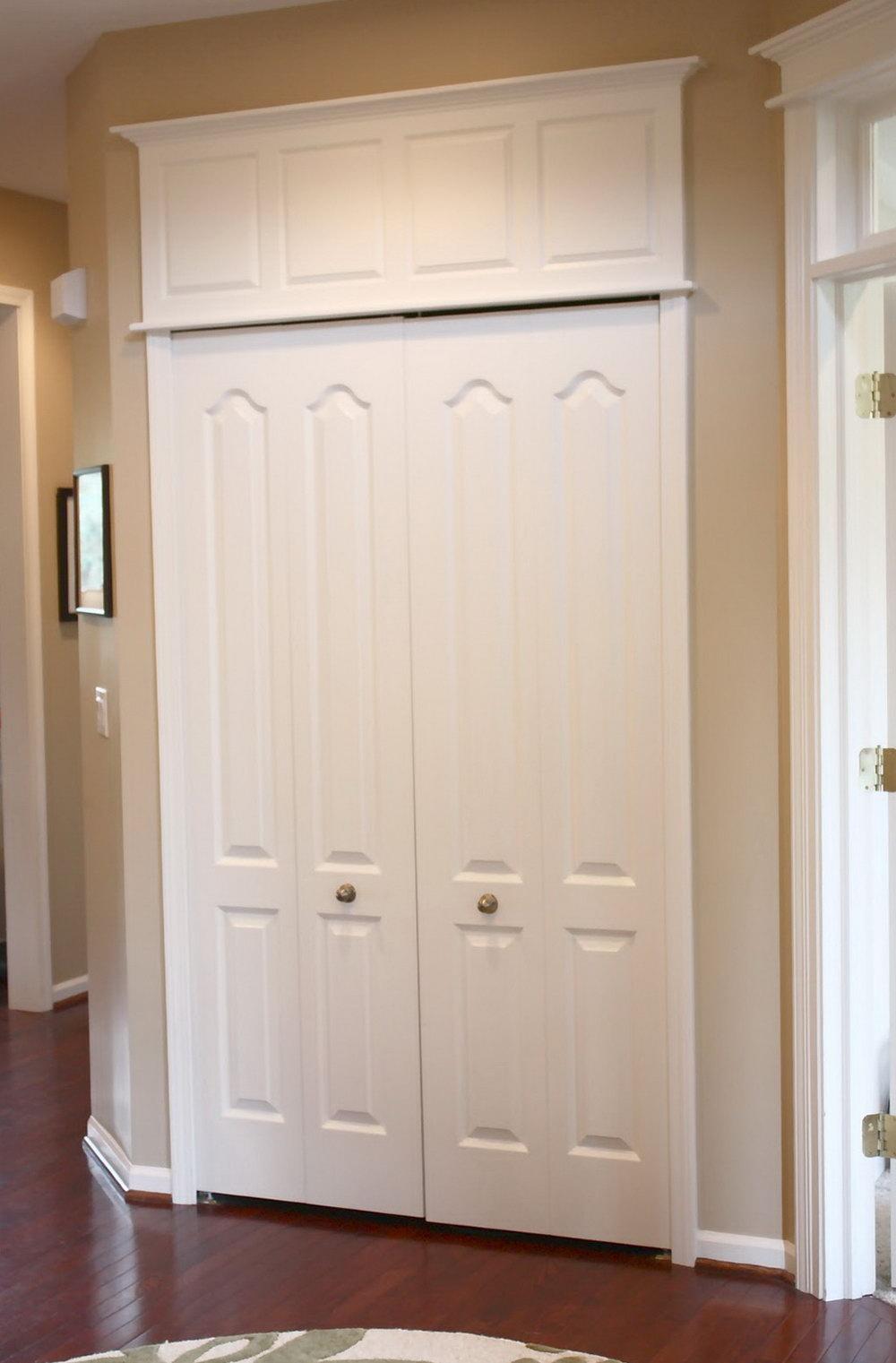 Making A Closet Door