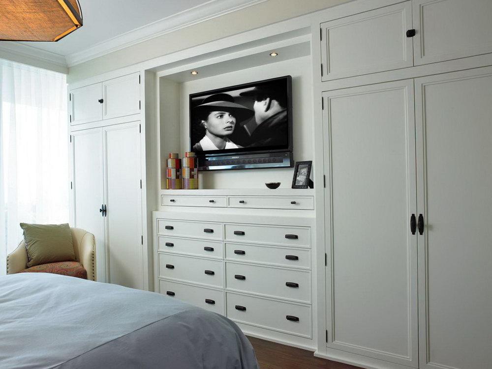 Master Bedroom Closet Built Ins