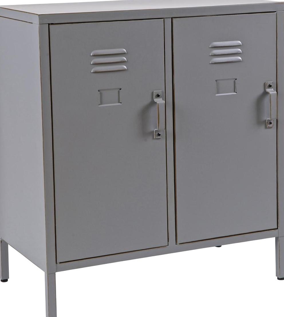Metal Bifold Closet Doors