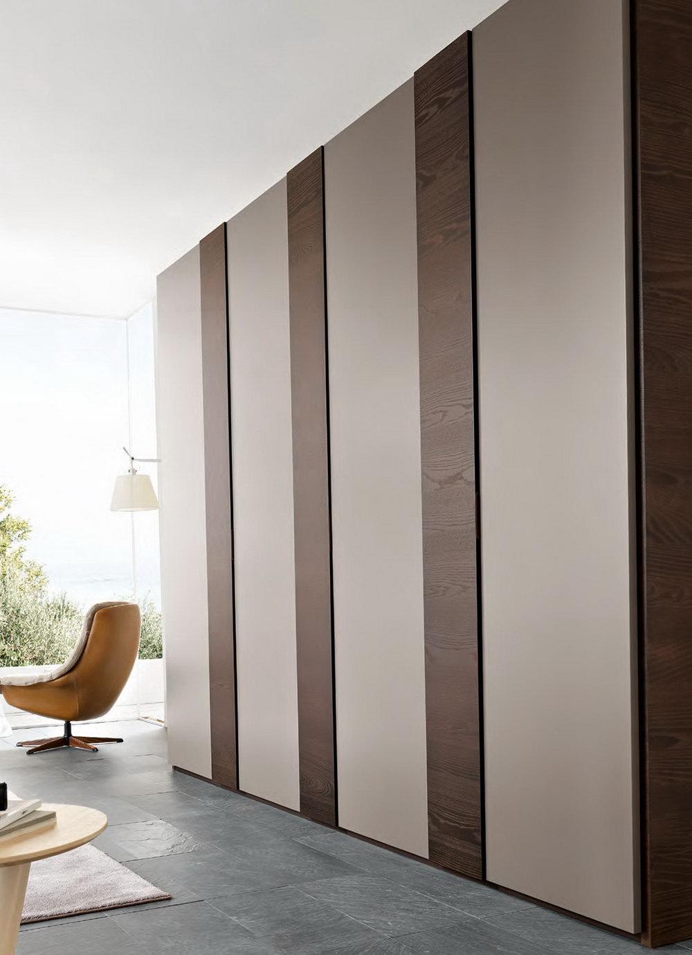 Modern Bedroom Closet Designs