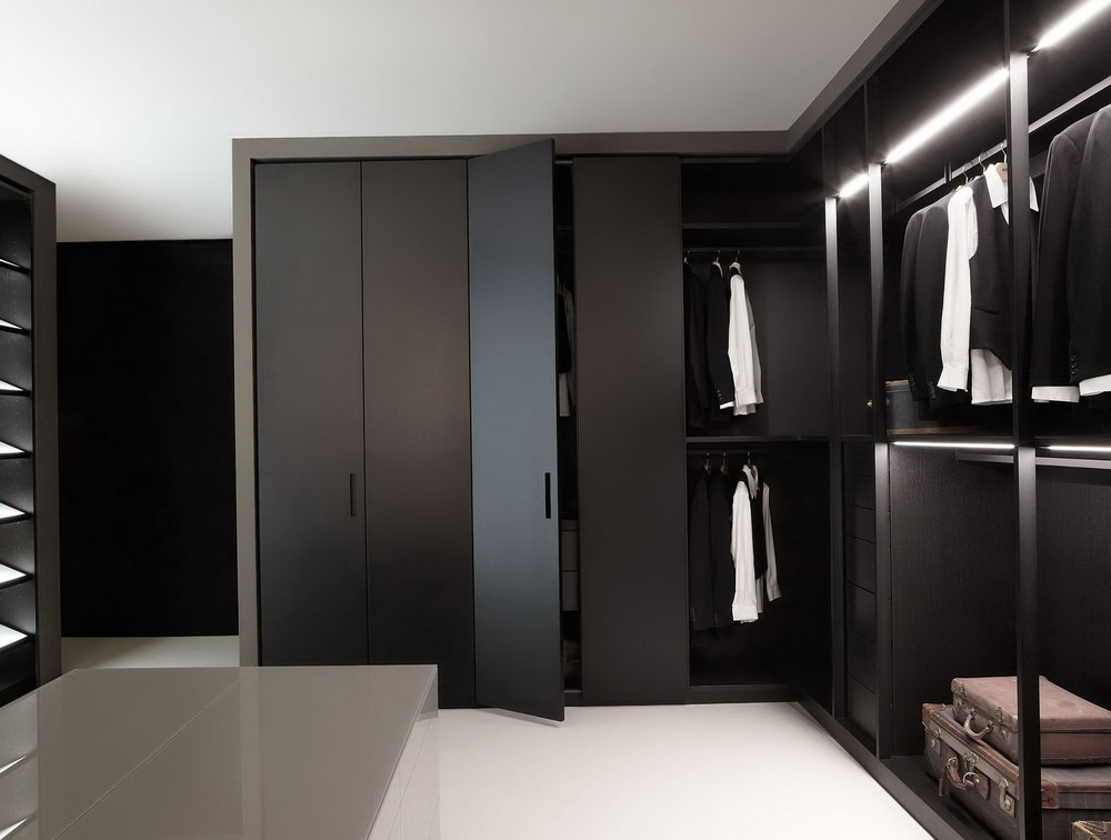 Modern Closet Design For Men