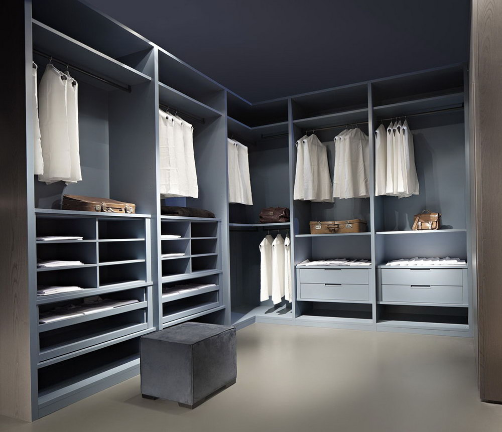 Modern Closet Design Ideas