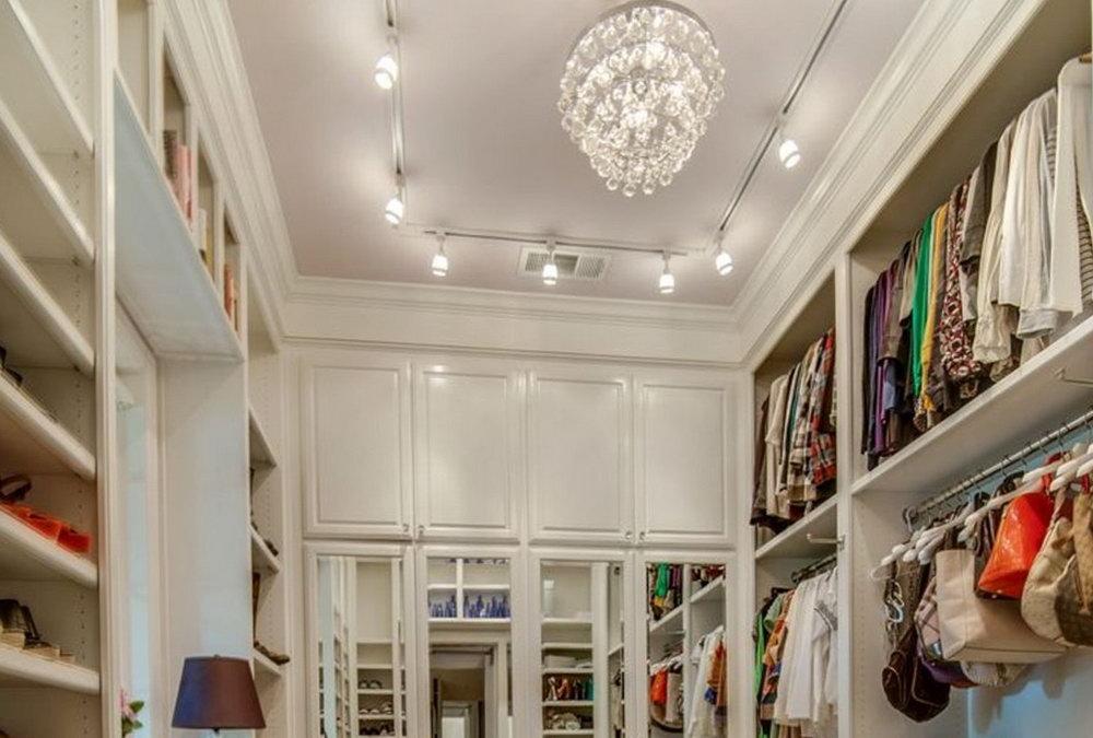 Most Beautiful Walk In Closets