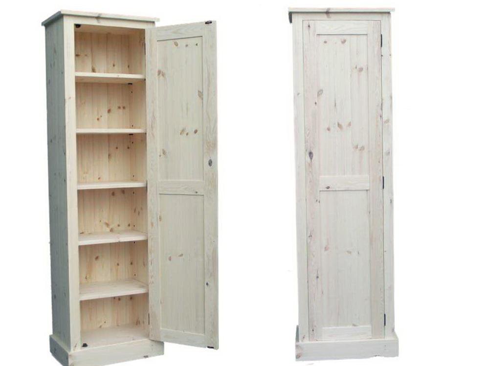 Narrow Linen Closet Doors
