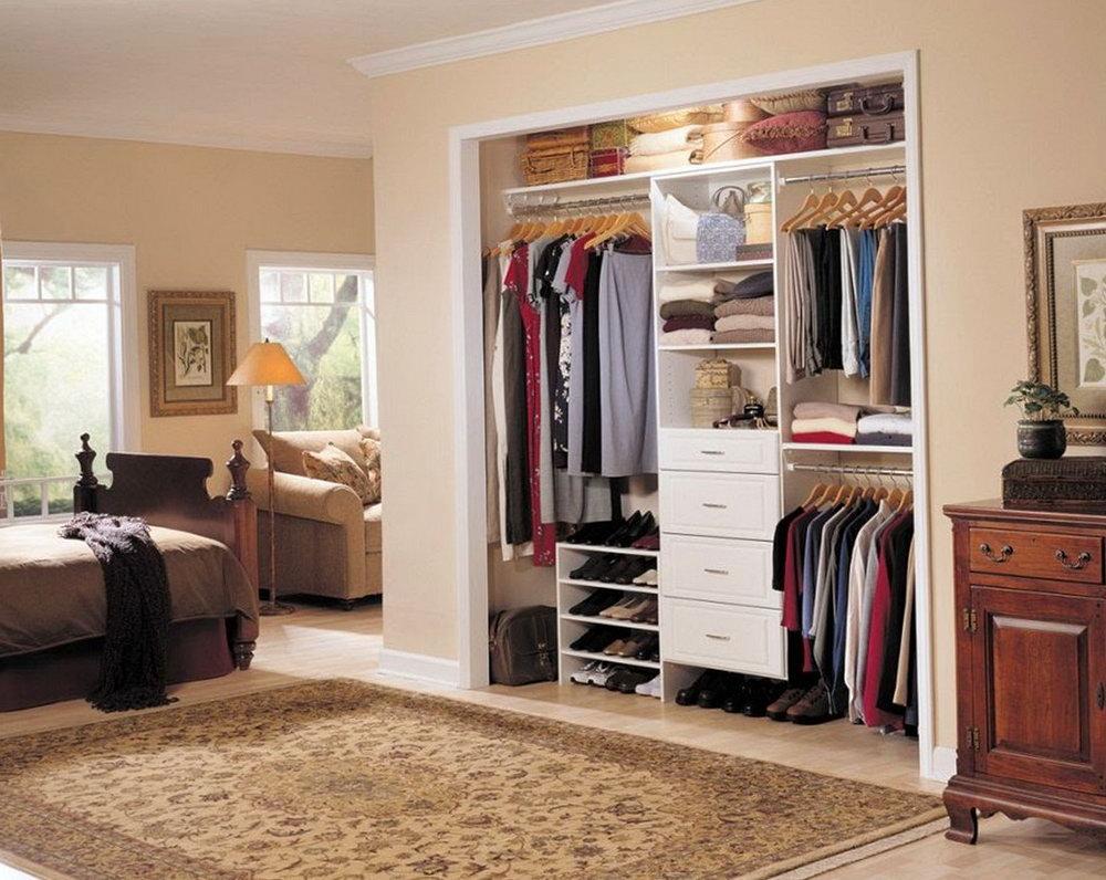 Open Closet Design Ikea