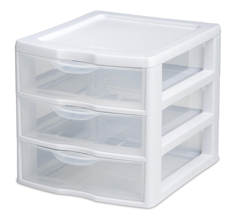 Organizer Box Plastic