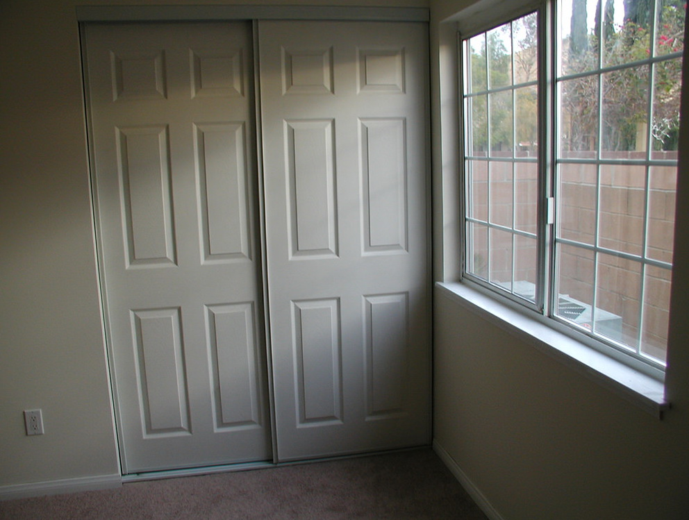 Raised Panel Closet Doors