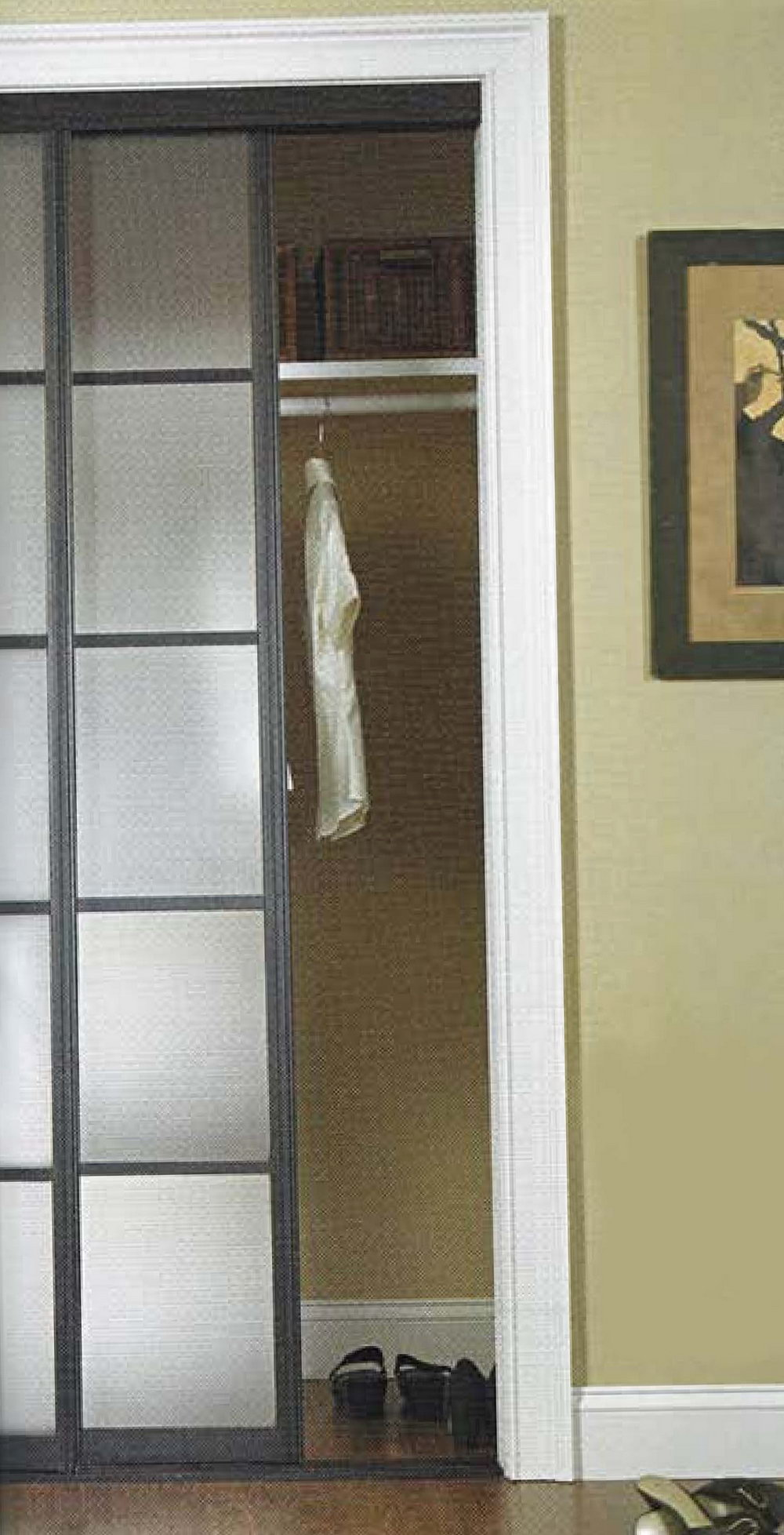 Replacing Sliding Closet Doors With French Doors