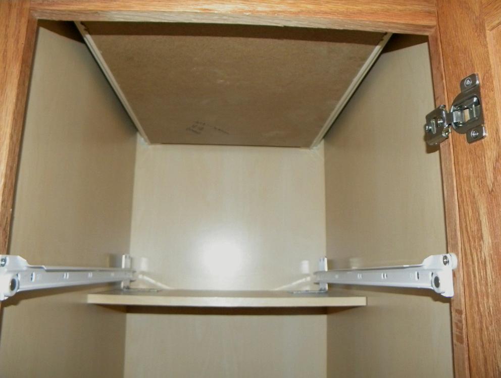 Slide Out Closet Shelves