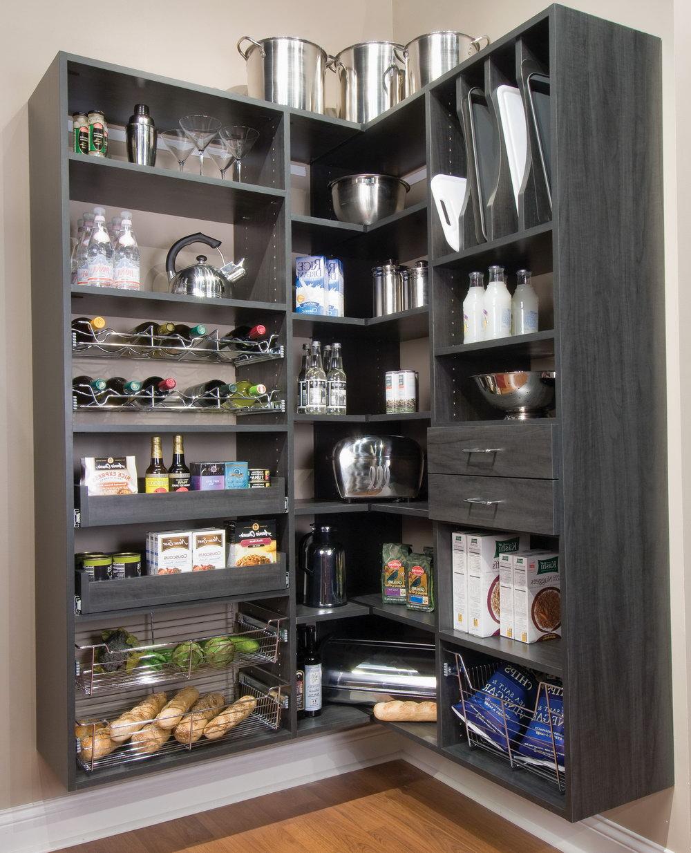 Small Pantry Closet Organizer
