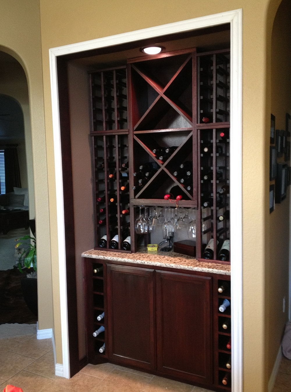 Small Wine Closet Ideas