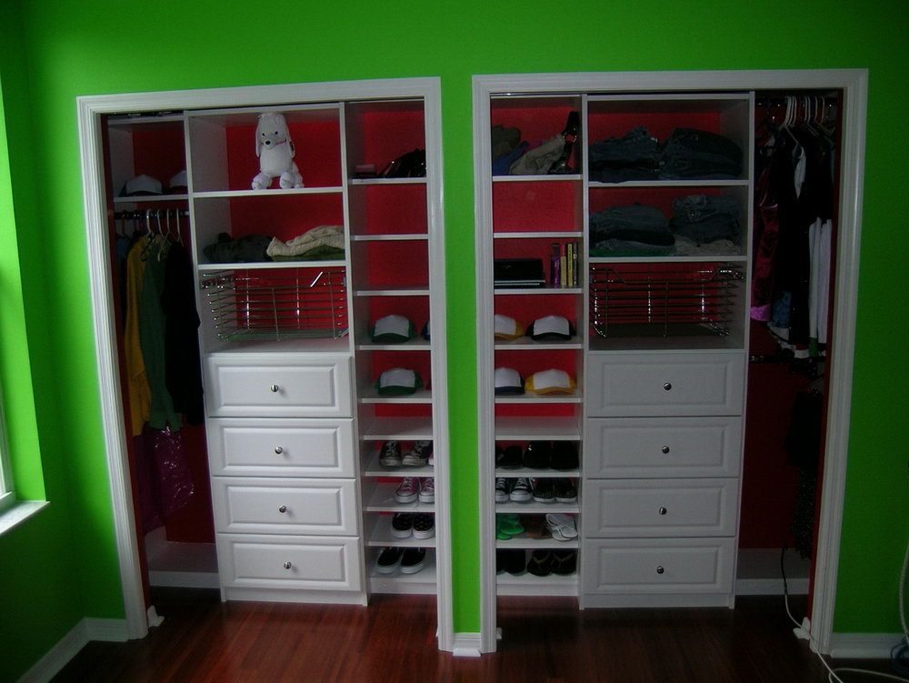 Top Shelf Closets Edmonton