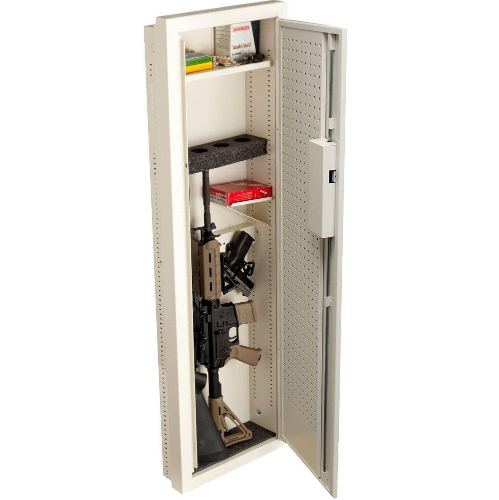 V Line Closet Vault Ii Gun Safe & In Wall Cabinet