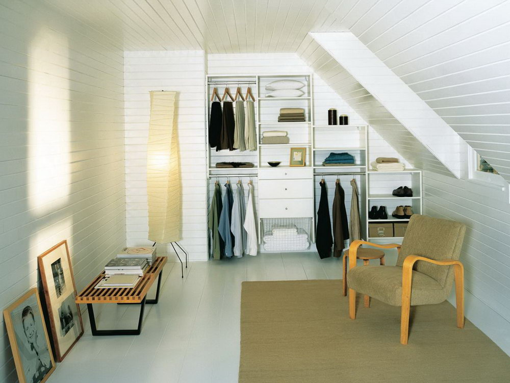 Wall Hung Closet Systems