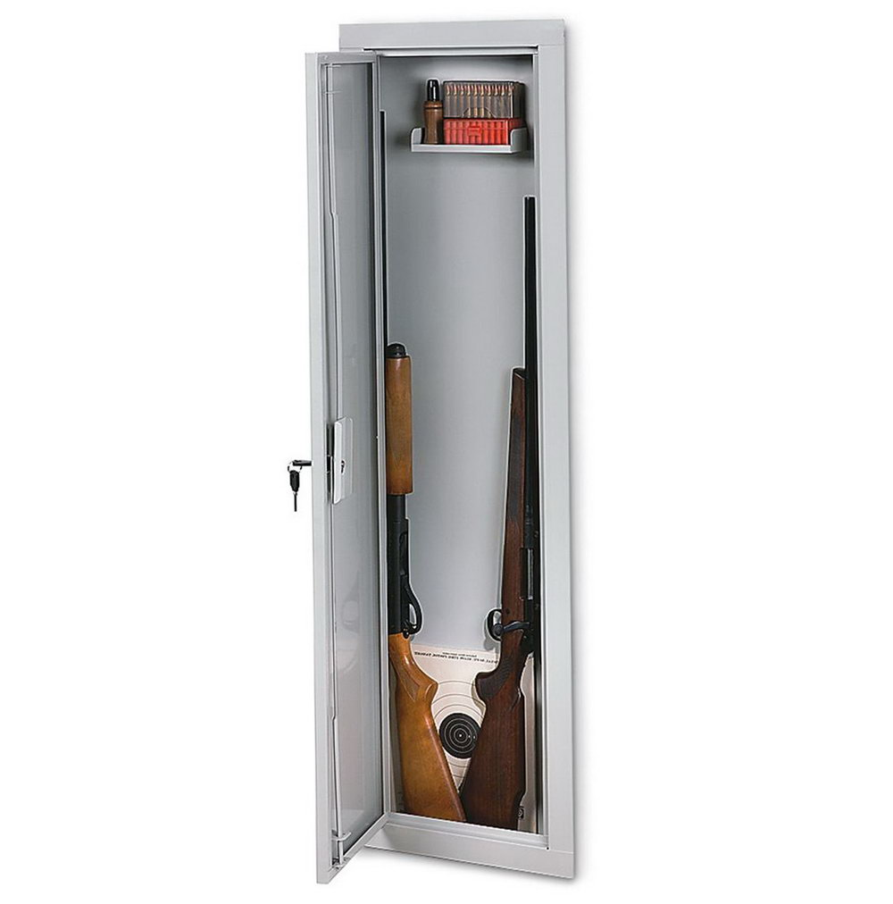 Wall Safe In Closet