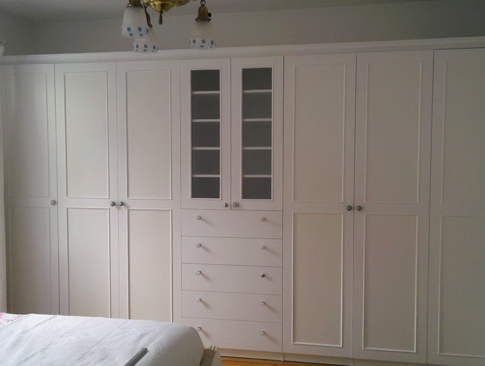 Wall To Wall Closet Doors