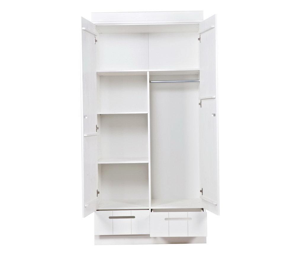 2 Door Closet Organizer