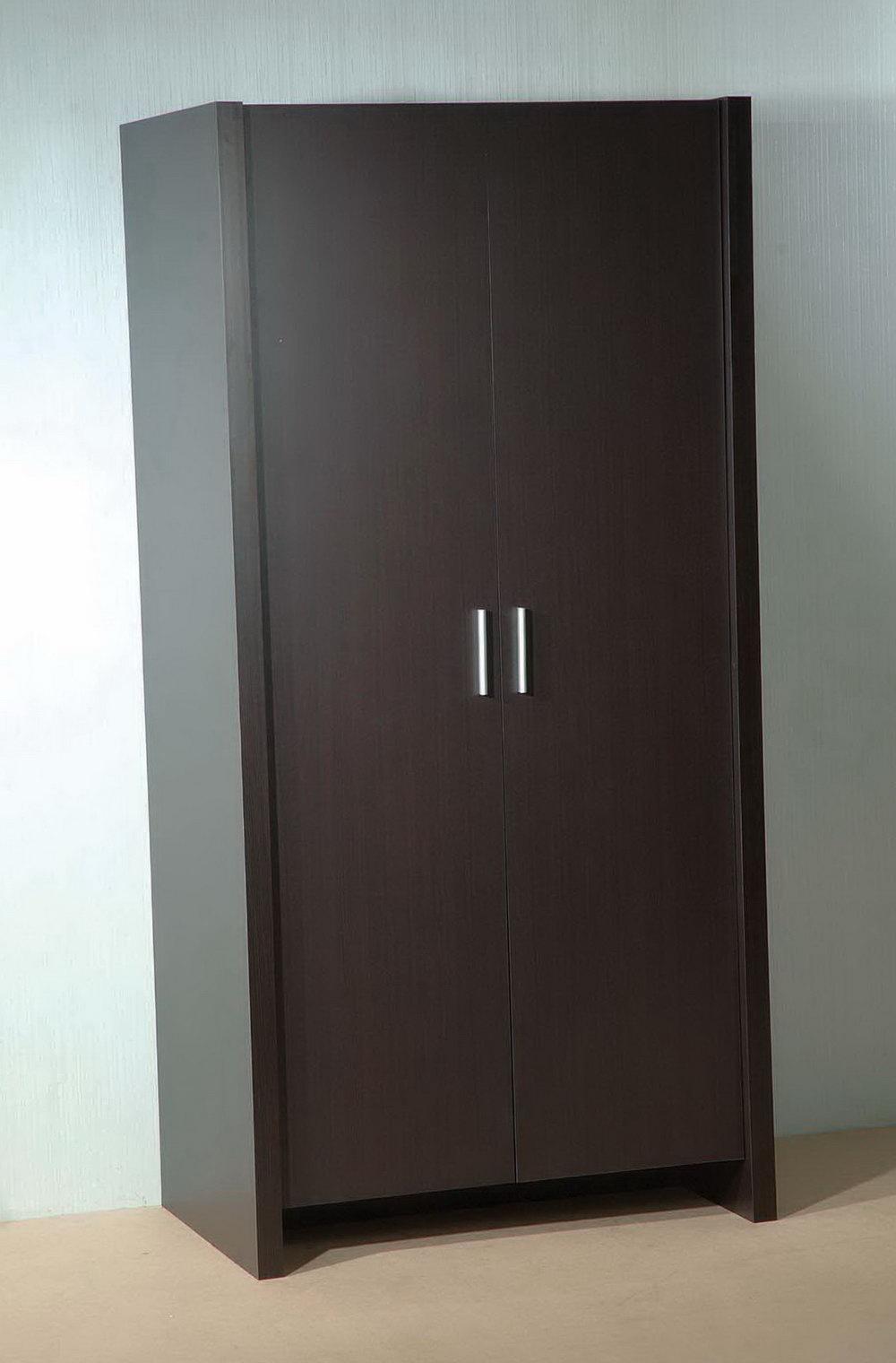 2 Door Closet Wardrobe