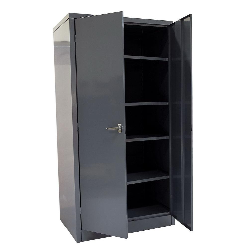 2 Door Metal Storage Cabinet