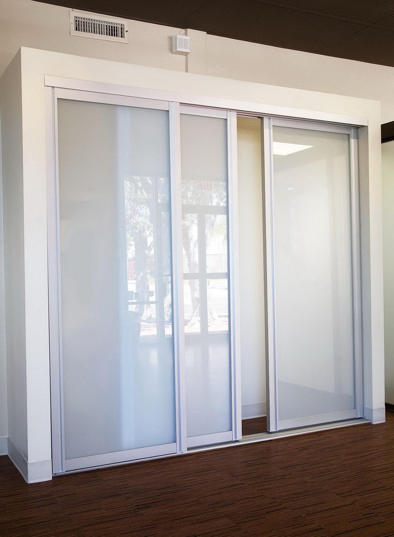 3 Door Wardrobe Closet