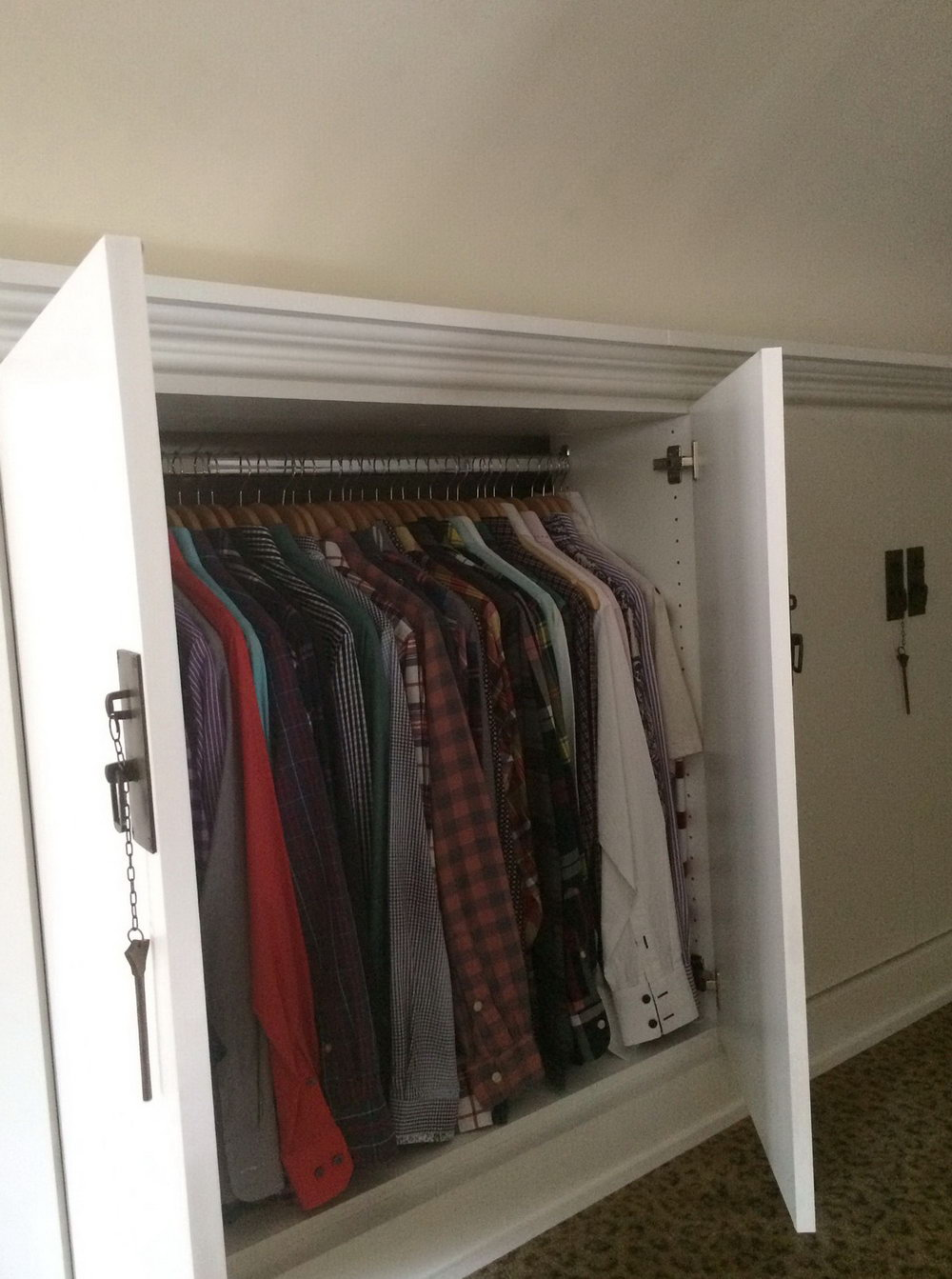 Adding Closet Space To Old House