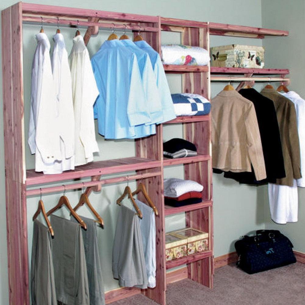 Aromatic Cedar Closet Liner